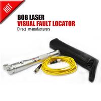 Fiber fault locator 10mW 10km fiber optic visual fault locator (BOB-VFL650-1S)