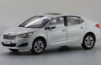 Alloy 1:18 Limited edition CITROEN C4L  car models