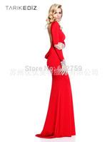 2014 sexy evening dress  foreign trade dress High-grade dress