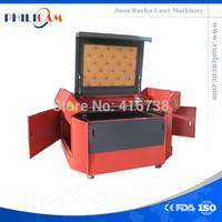 cheap co2 laser cutting machine honeycombe