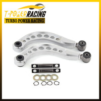 Cool Chorme Color  Lower Control Arm Camber Arm Kit for Honda 06-10 Civi DX/LX/EX/SI FG2 FD