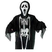 hot sell Halloween Ghost Halloween skull clothing clothes - Skeleton Devil Cloak - Death Cloak - Skull Cloak halloween clothing
