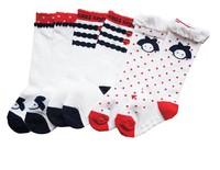 Free shipping promotional Newborn baby socks kid's socks baby cartoon sock for 2-5 years old baby *12pairs