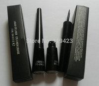 20pcs/lot cheap brand makeup hot MC Liquid Eyeliner / Eye Liner liquide color Black , blue dropship free shipping