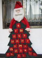 Free shipping Christmas Calendar Christmas Countdown