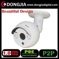 DA-IP3110HR-POE 720P IP Camera 1.0 Megapixel onvif 2.0 P2P Waterproof outdoor indoor day&night with POE