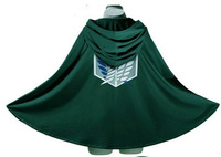 child Anime SNK Shingeki no Kyojin Attack on Titan Wings of freedom halloween cosplay cape cloak clothes belt skirt free size