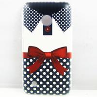 for nokia lumi 530,CUTE BLUE SKIRT Bow-knot Circle Dress HARD BACK CASE COVER SKIN FOR NOKIA LUMIA 530