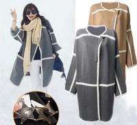 New women's cardigans plus size women winter clothing abrigos mujer casual cardigan manteau femme jakets women free shipping