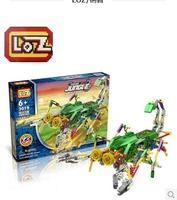 LOZ action figures blocks bricks educational toys stitching BRAIN DEVELOPMENT