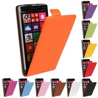 leather case For Nokia Lumia 930 929 927 Case Luxury Retro Flip Vertical Up and Down Open Leather Case Cover free shipping