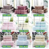 2014 New 100% Bamboo Fiber Towel Bath Towel/Bath Towels Bathroom For Adults/ MicroFibre Jacquard Beach Towel Set Free Shipping