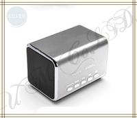 NEW Mini  Digital Speaker  Micro SD TF Card FM Radio  MP3 Player USB Disk