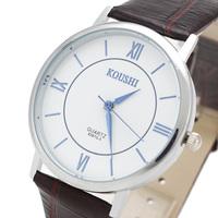 New  KOUSHI  Quartz Business Men's Watches Fashion Military Army Vogue Sports Casual Wristwatches