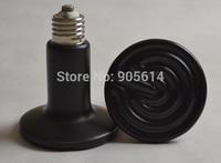 240V  Reptile Ceramic Heat Emitter Heated Heater Heating Lamp Light  50/75/100/150/200/250W to choose