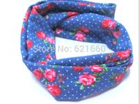 free shipping many designs Hot dot fabric rabbit ears hair band Korean jewelry Korea hair jewelry hair bands