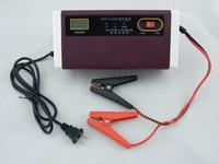 Free shipping New 12V/24V 10A battery charger lead acid battery charger 12V24V Auto convert function
