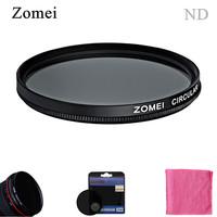 Free Shipping Professional Zomei 86mm CPL Filter Circular Polarizing Lens Filtro  for Canon Nikon Sony Digital SLR Camera