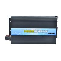 new arrival retail wholesale 12V DC to Ac 220V pure sine wave converters Max 1000W 500W  Onda Sinusoidale Pura Inverter Potenza