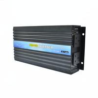 High quality 2014 new  Pure Sine Wave Power Inverter DC 24v to AC 220 2000w 4000w MAX Spannungswandler Sinus Wechselrichter