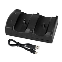New arrival USB 2in1 Dual Charger Charging Dock Station Stand for PS3 Controller,Wholesale PS3 USB Charger