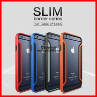Original NILLKIN Nature Transparent TPU Case For iPhone 6 Soft Clear Case for iPhone 6 Free Shipping+ Screen Protector