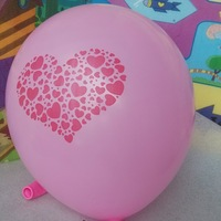 Wholesale Pink Red LOVE Printed Latex Balloons 12 inch Happy Birthday Wedding Party  Valentine's Day Decoration High Quality