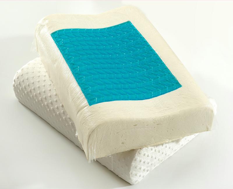 particle foam pillow fill