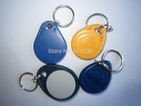 13.56MHz RFID IC Key Tags Keyfobs Token NFC TAG Keychain
