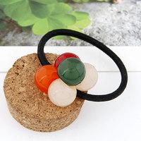 Korean fashion  candy balls  hair accessories rubber bands hair rope hair ring