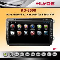 Android car dvd gps navigation system for MAGOTAN/POLO/Golf 5/Golf 6