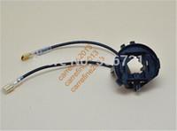 2 X Auto headlight Golf 7 hid xenon headlight bulb holder adapters for VW/Tiguan/Golf 7/ Scirocco/Sharan/Touran