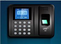 fingerprint attendance machine biometric fingerprint punch usb time clock English office attendance recorder
