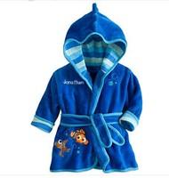 children  nigh robe minnie night gown mickey pajamas kids sleeping wear children home wear free shipping 5 pcs/lot  robes