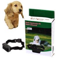 Waterproof shock pet dog training bark stop collar Dog Training Collar Humanely