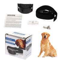 Shock pet dog training bark stop collar Waterproof Dog Training Collar