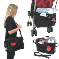 Free Shipping Baby Stroller Multifunational Bag Insulation Bag  Shoulder Bag Two carry Way