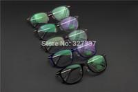 Nylon man women full rim optical Frame Round Cat Eye Fashion Spectacle oculos myopia glasses prescription eyeglass Reading 18016