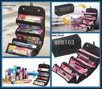 1Pcs/lot Women's Handbags Hanging Travel Toiletry Cosmetic Makeup Beach Bag Case Organize