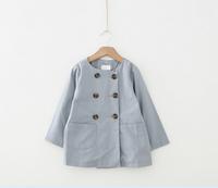 C010  2014 winter baby girls fashion outwear coat outwear kids winter coat girls coat