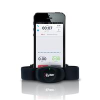 New Arrival 2 Models 5.3kHz ANT +Bluetooth 4.0 Heart Rate Monitor Sensor Chest Belt Strap for iPhone 4S/5C/5S New iPad iPad Mini