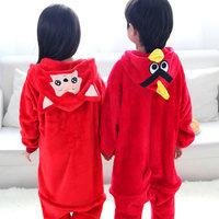 Unisex Children Onesie Kigurumi Pajamas Anime Cosplay Costume Sleepwear no shoes
