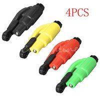 Best Price 4PCS/Lot High Quality Key Chain 3 in1 Car Vehicle Emergency Rescue Escape Tool Glass Window Breaker Seatbelt Cutter