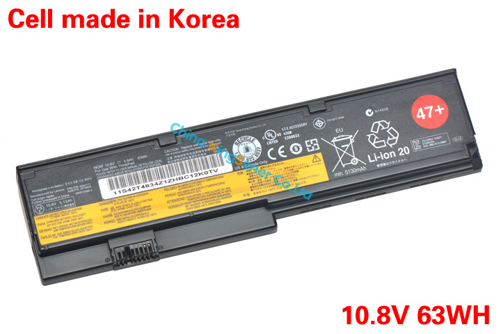 5600mah Original Quality New Laptop Battery For Lenovo Thinkpad X200 X200s X201 X201s X201i 45n1068 0a36324 42t4836 42t4535 Kdatzrhn 14
