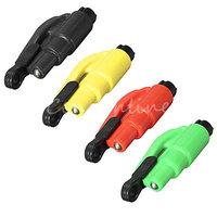 Best Price 2 in1 Car Vehicle Emergency Rescue Escape Tool Glass Window Breaker Seatbelt Cutter