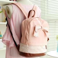 2015 fashion bookbag New Retro pumping belt hook bag women backpack PU leather mochilas women's casual day packs school backpack