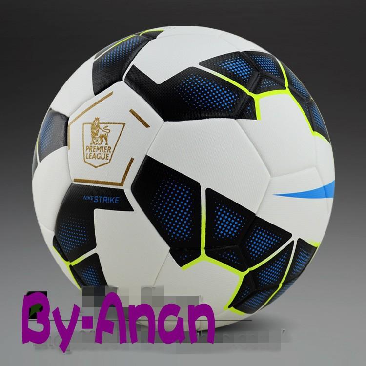 14 15 premier league ball PU grain surface 2014 Brazil World Cup soccer ball football size 5 for match Brazuca ball Brazil 2014(China (Mainland))