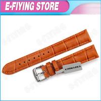 watch strap 22mm Brown Genuine Leather Watch Band Watch Strap for Tissot Alligator Grain bracelet watchband for Luminox
