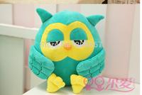 Successors  heirs owl plush   owl soft stuffed toy 38cm children birthday xmas gift toy 1pc  MTY017