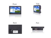 7 inch Semi-rugged high brightness car monitor    Touch Screens Monitor